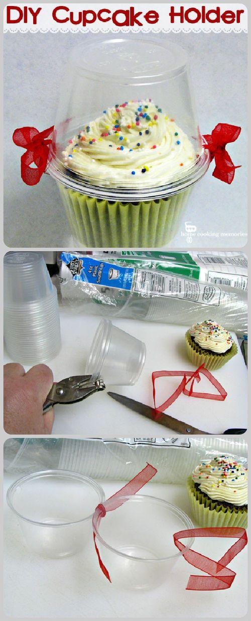 cupcake holder pin