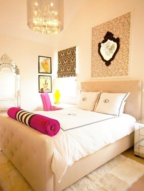 pink pin room