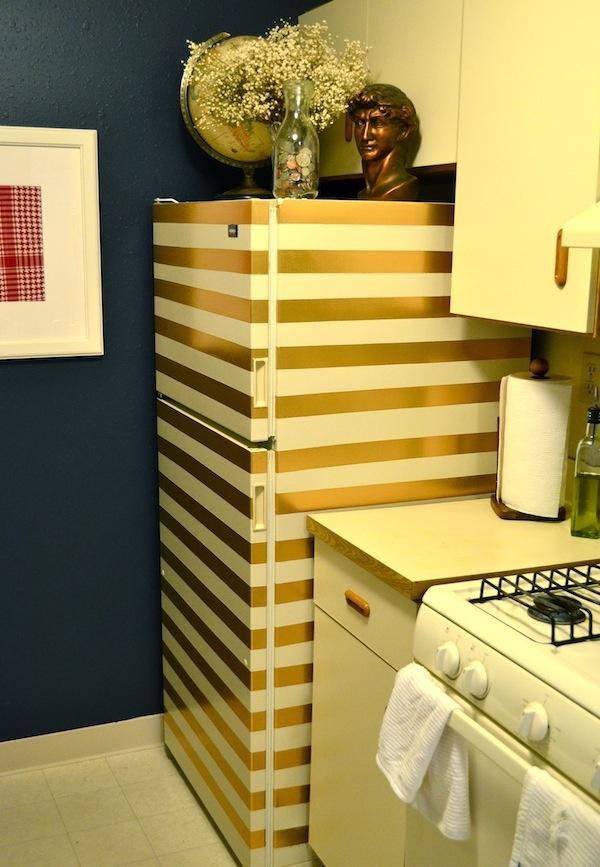 duct tape fridge