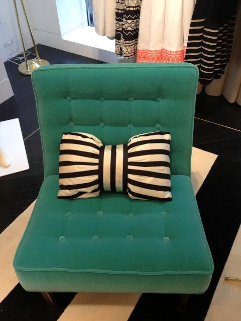 Kate Spade pillow