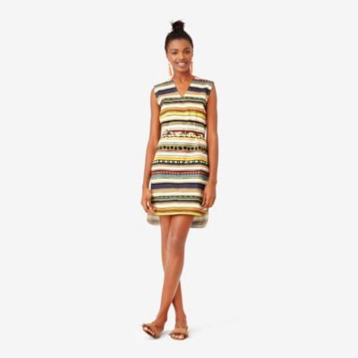 Strata Stripe Dress