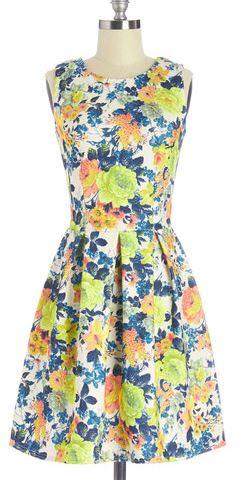 floral dress1