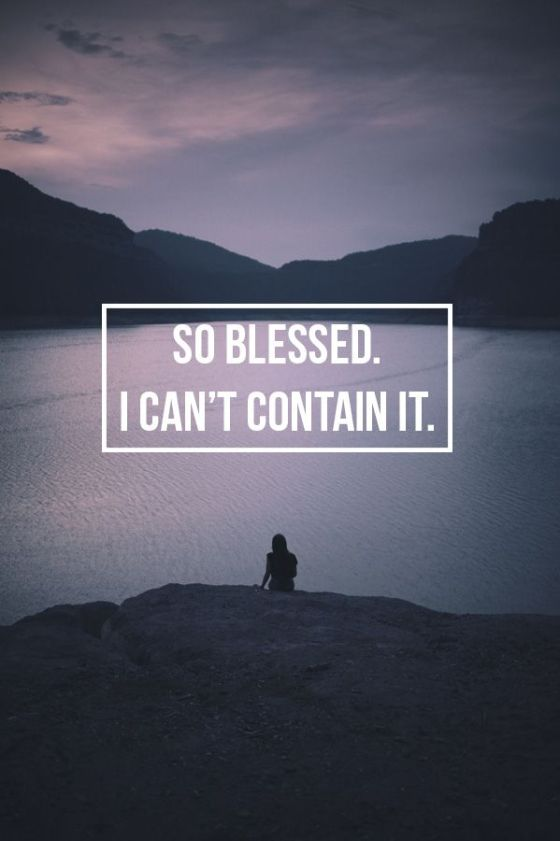 blessed quote