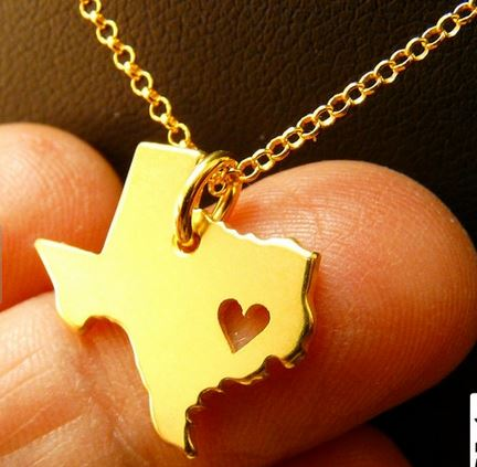 texas necklace