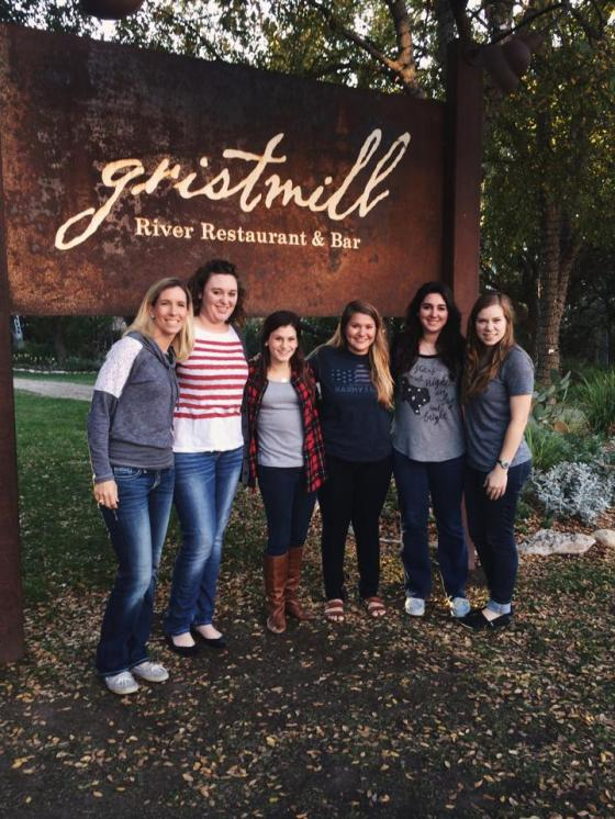 b-stud at gristmill