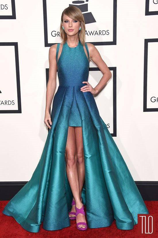 Taylor-Swift-2015-Grammy-Awards-Red-Carpet-Fashion-Elie-Saab-Tom-Lorenzo-Site-TLO-2
