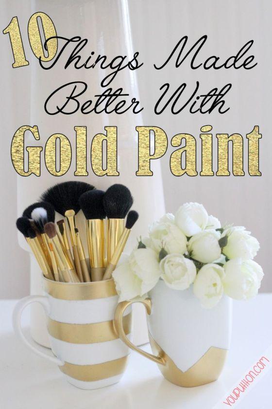 gold-paint